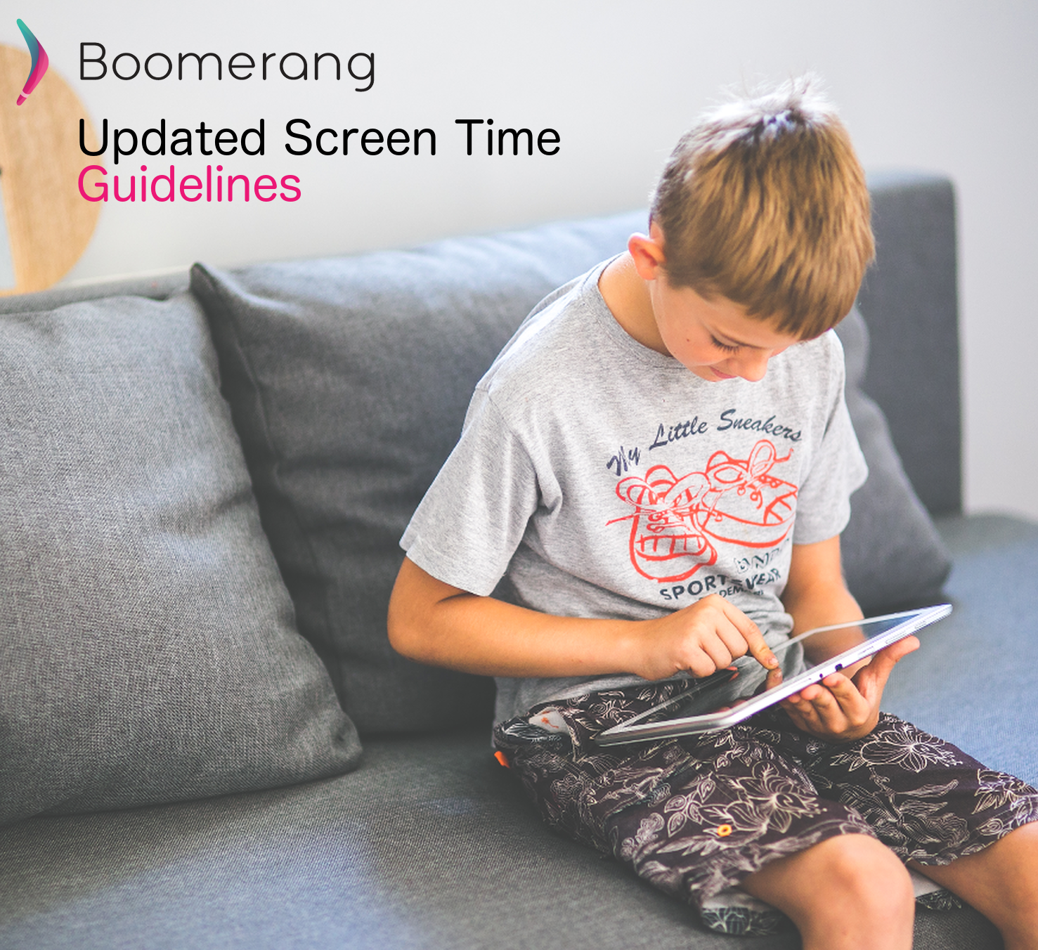Updated Screen Time Guidelines