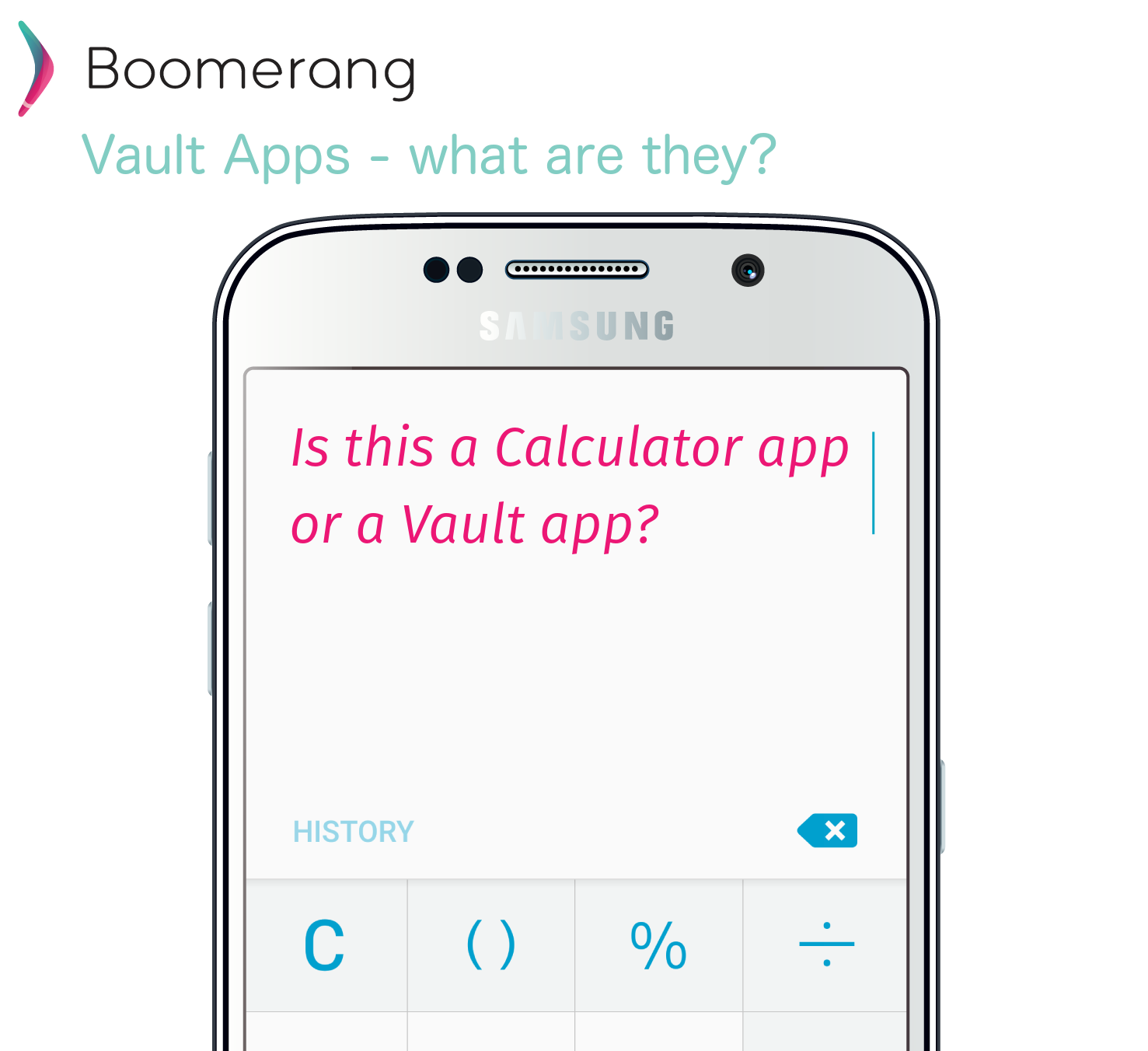 Boomerang Parental Control - Vault Apps