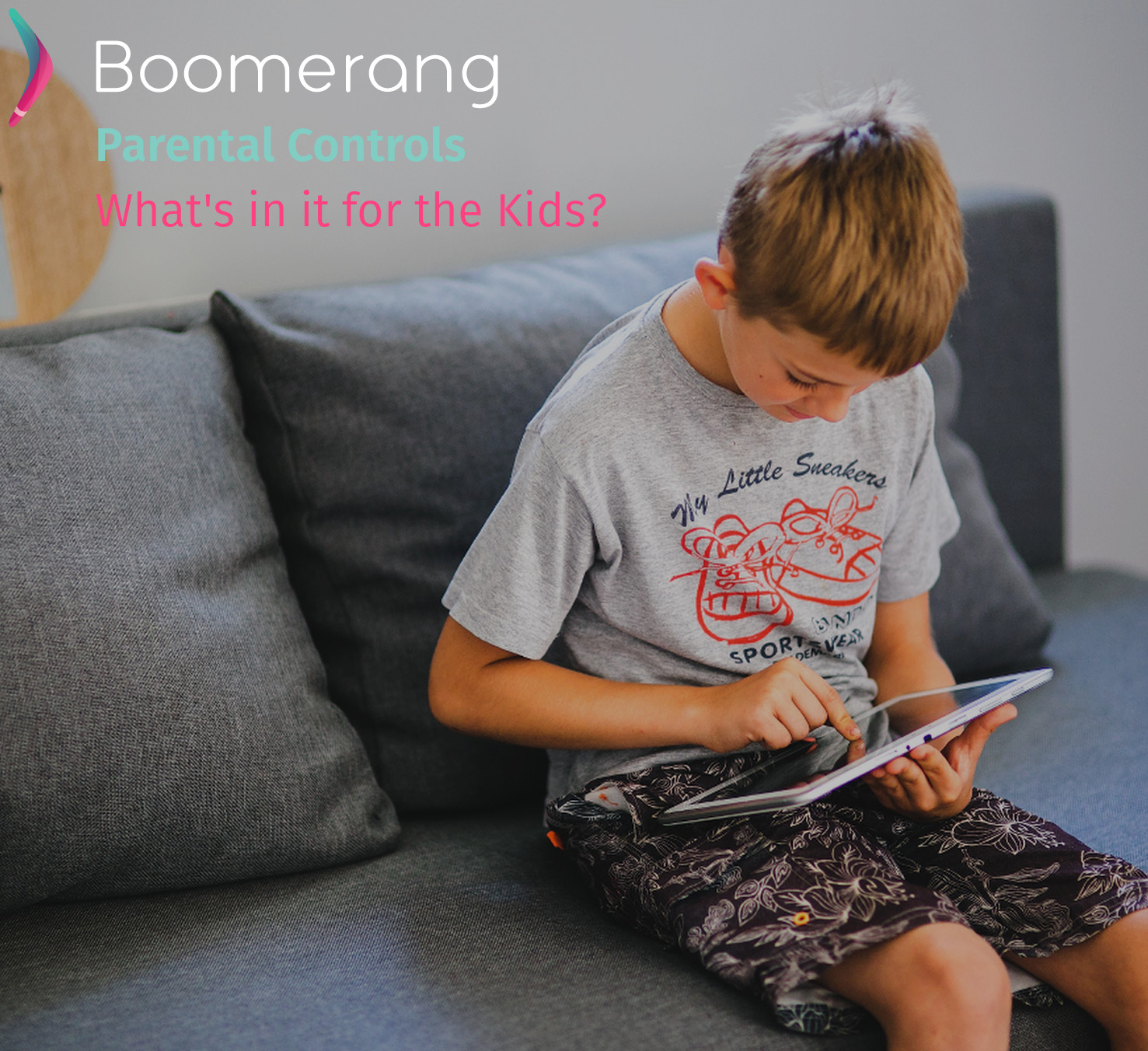 Parental Controls - What's in it for Kids?