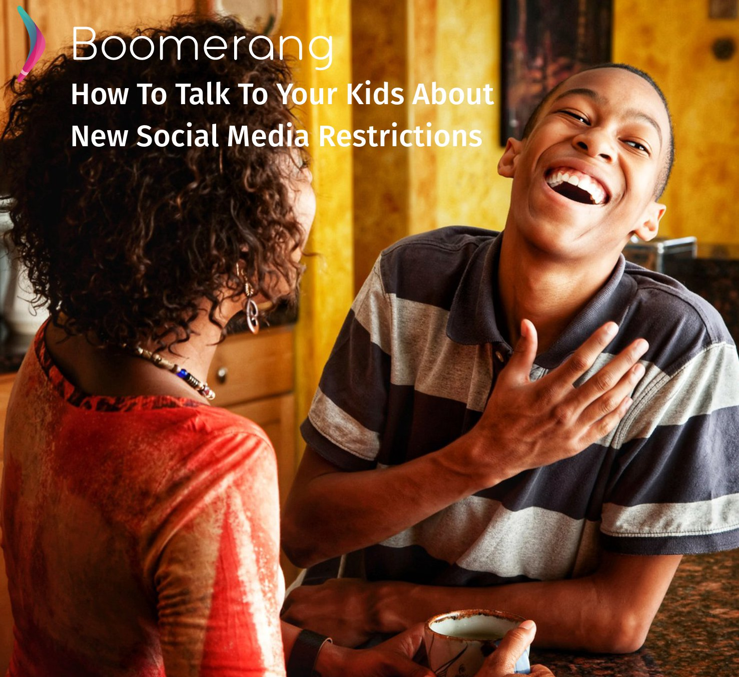 How To Talk To Your Kids About New Social Media Restrictions