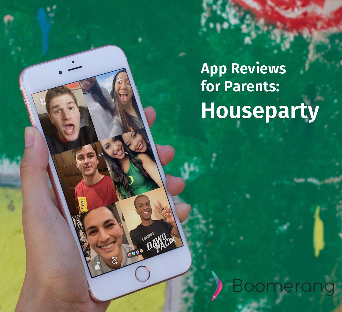 House party app parent review