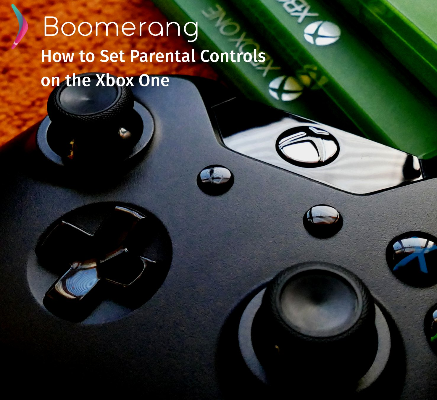 Setting Xbox One Parental Controls